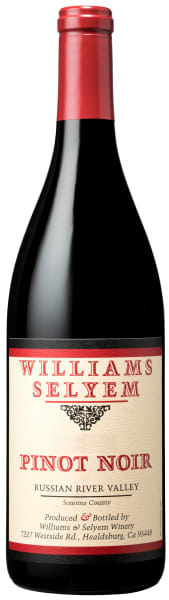 Williams Selyem Pinot Noir Russian River Valley 2017