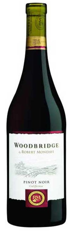 Woodbridge By Robert Mondavi Pinot Noir 2018