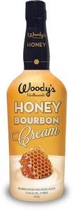 Woody's Northwoods Bourbon Cream Honey