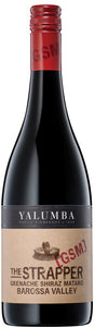 Yalumba GSM The Strapper Samuel's Garden Collection 2014