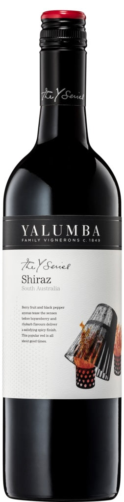 Yalumba Shiraz The Y Series 2015