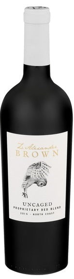 Z. Alexander Brown Proprietary Red Blend Uncaged 2016