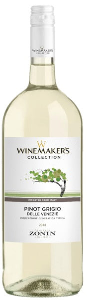 Zonin Pinot Grigio Winemaker's Collection 2017