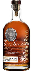 Breckenridge Bourbon Distillers High Proof Blend 1