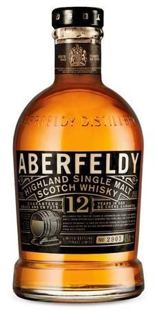 Aberfeldy Scotch Single Malt 12 Year-Wine Chateau