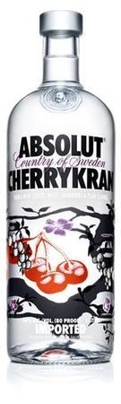 Absolut Vodka Cherrykran-Wine Chateau