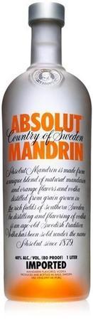 Absolut Vodka Mandarin-Wine Chateau