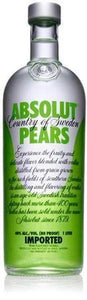 Absolut Vodka Pears-Wine Chateau