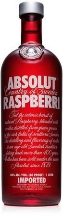 Absolut Vodka Raspberri-Wine Chateau