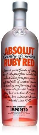 Absolut Vodka Ruby Red-Wine Chateau