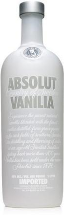 Absolut Vodka Vanilia-Wine Chateau