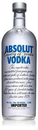 Absolut Vodka-Wine Chateau
