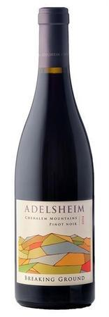 Adelsheim Pinot Noir Breaking Ground 2014