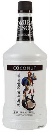 Admiral Nelson's Rum Coconut-Wine Chateau