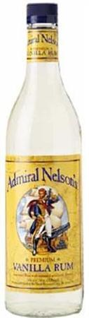 Admiral Nelson's Rum Vanilla-Wine Chateau