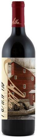 Alba Vineyard Old Mill Red-Wine Chateau