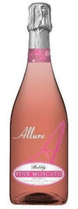 Allure Bubbly Pink Moscato-Wine Chateau