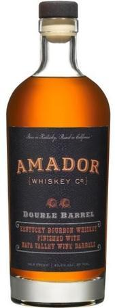 Amador Whiskey Co. Bourbon Double Barrel-Wine Chateau