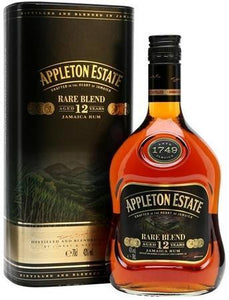 Appleton Estate Rum 12 Year Rare Blend-Wine Chateau