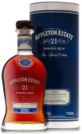 Appleton Estate Rum 21 Year-Wine Chateau