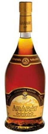 Ararat Brandy 5 Year-Wine Chateau