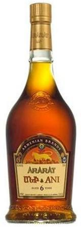 Ararat Brandy 6 Year Ani-Wine Chateau