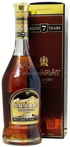 Ararat Brandy 7 Year Otborny-Wine Chateau