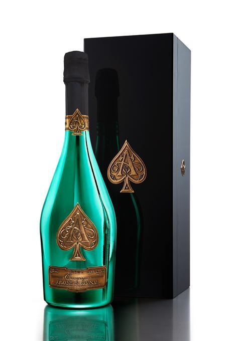 Armand de Brignac Ace Of Spades Champagne Brut Green Bottle