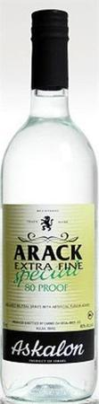 Askalon Arack 80 Proof-Wine Chateau