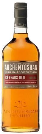 Auchentoshan Scotch Single Malt 12 Year