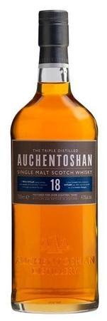 Auchentoshan Scotch Single Malt 18 Year-Wine Chateau