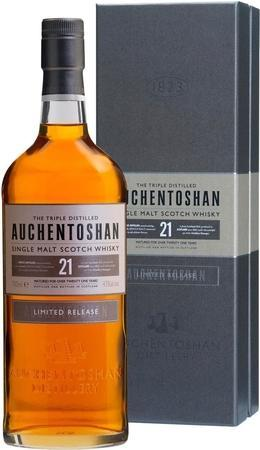 Auchentoshan Scotch Single Malt 21 Year-Wine Chateau