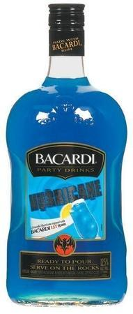 Bacardi Party Drinks Hurricane-Wine Chateau