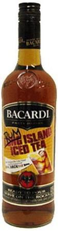 Bacardi Party Drinks Long Island Iced Tea-Wine Chateau