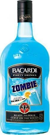 Bacardi Party Drinks Zombie-Wine Chateau