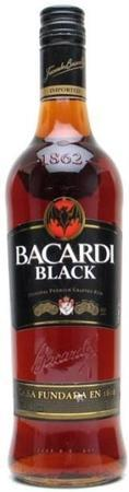 Bacardi Rum Black-Wine Chateau