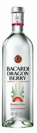 Bacardi Rum Dragon Berry-Wine Chateau