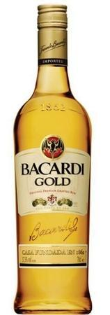 Bacardi Rum Gold-Wine Chateau