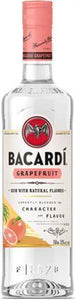 Bacardi Rum Grapefruit-Wine Chateau