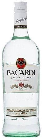 Bacardi Rum Superior-Wine Chateau