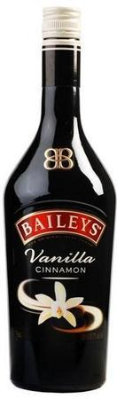 Baileys Original Irish Cream Vanilla Cinnamon