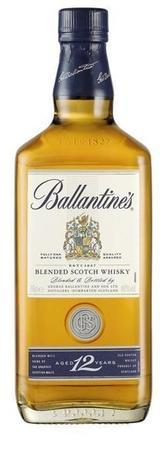Ballantine's Scotch 12 Year-Wine Chateau
