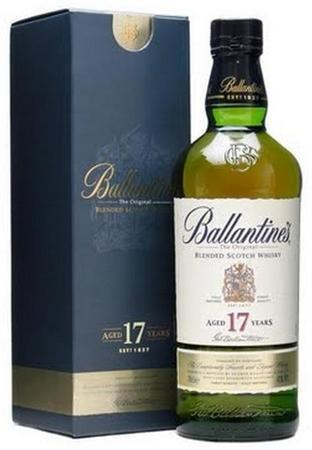 Ballantine's Scotch 17 Year-Wine Chateau