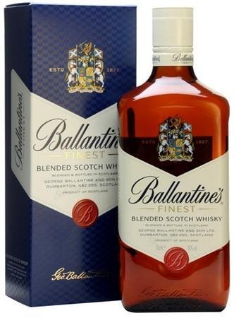 Ballantine's Scotch Finest-Wine Chateau