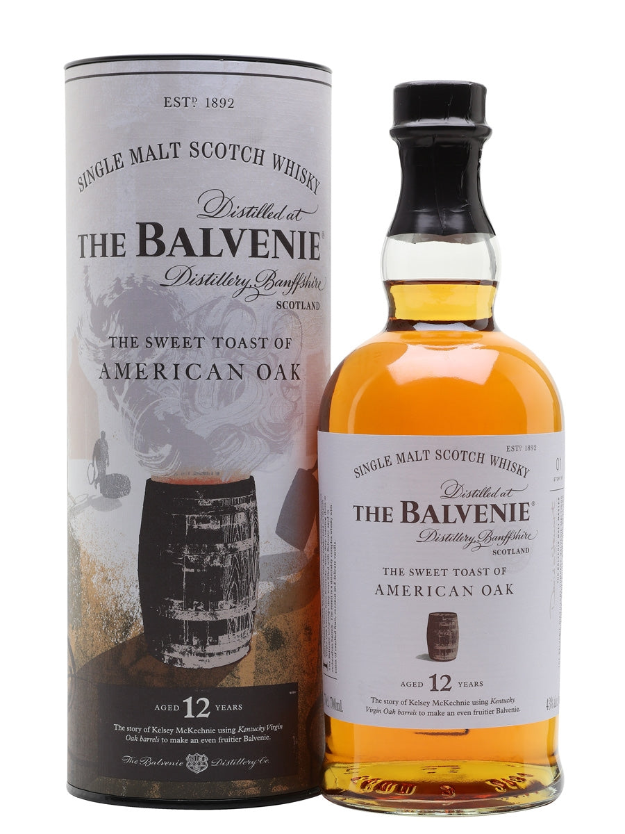 Balvenie Stories 12Yr Toasted American Oak 2012