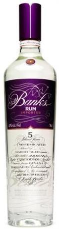 Banks Rum 5 Island-Wine Chateau