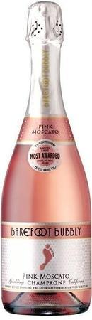 Barefoot Bubbly Pink Moscato-Wine Chateau