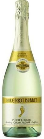 Barefoot Bubbly Pinot Grigio-Wine Chateau