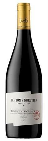 Barton & Guestier Beaujolais Villages 2014-Wine Chateau