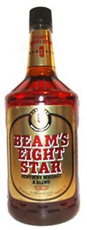 Beam's Eight Star Whiskey-Wine Chateau